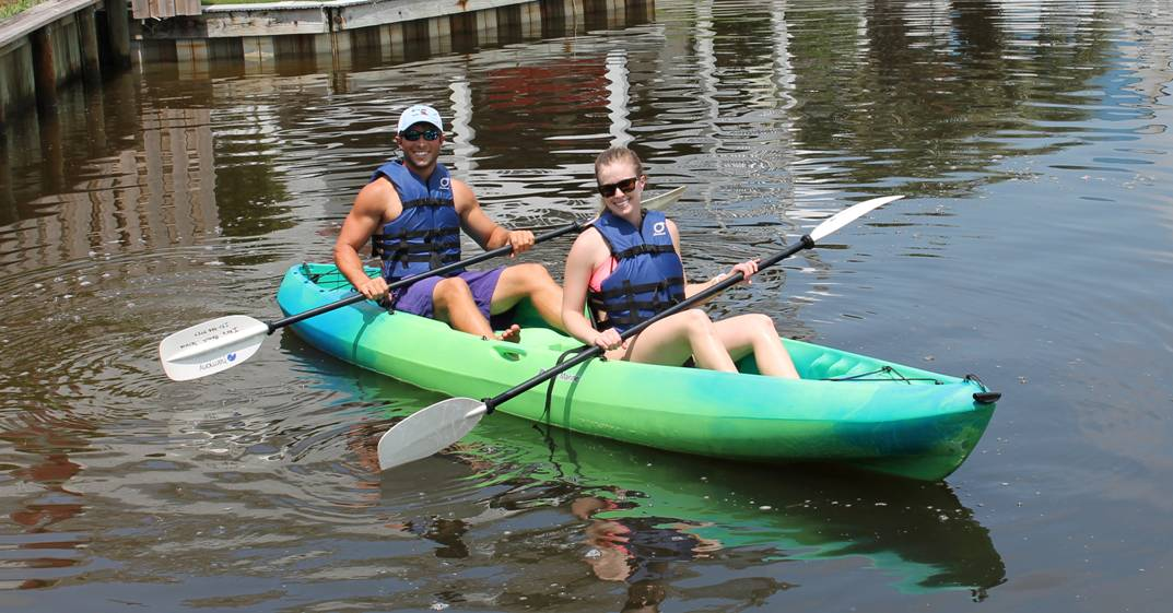 Kayak Rentals in Orange Beach AL