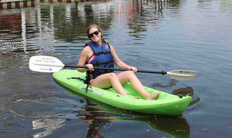 Kayak Rentals in Gulf Shores