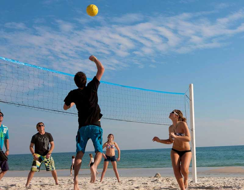 Volleyball Rentals in Orange Beach